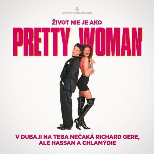 Život nie je ako Pretty Woman. V Dubaji na teba čaká Hassan a chlamýdie, nie Richard Gere.