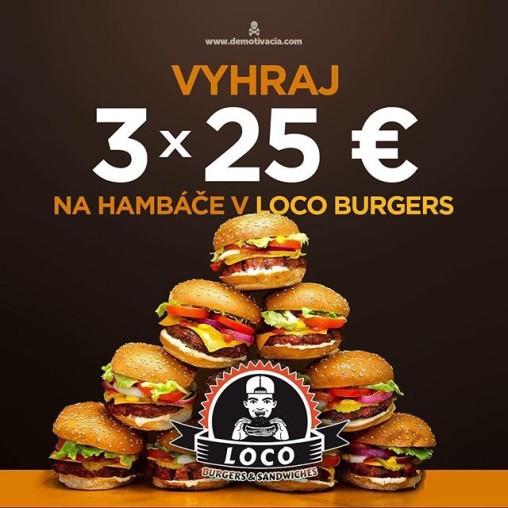 Loco Burgers & Sandwiches