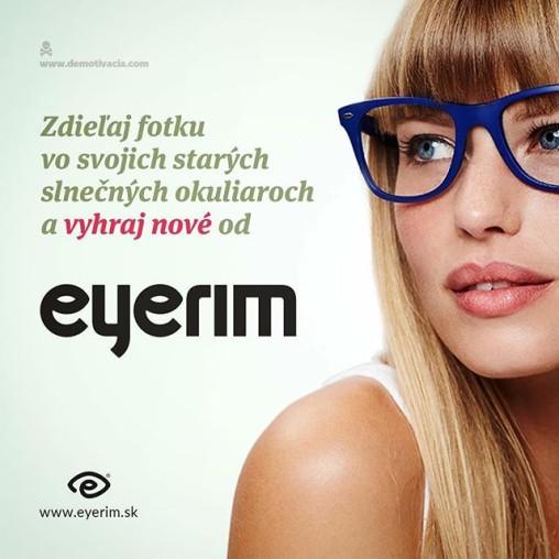 Súťaž s Eyerim